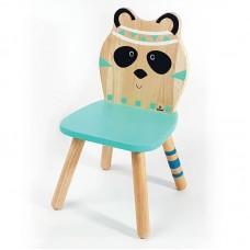 Ξύλινη Παιδική Καρέκλα Panda Svoora 22002