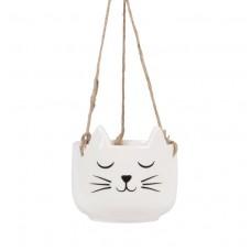 Παιδική Κρεμαστή Γλάστρα Cat's Whiskers Sass and Belle XDC221
