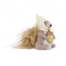 Χριστουγεννιάτικο Διακοσμητικό Σκιουράκι Sass and Belle HOBXM046