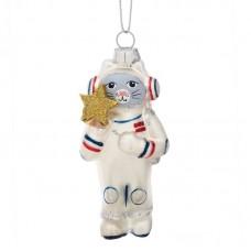 Χριστουγεννιάτικο Στολίδι Outer Space Cat Sass and Belle VERXM171