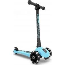 Πατίνι Highwaykick 3 LED Blueberry Scoot & Ride 96356