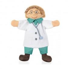Παιδική Γαντόκουκλα Γιατρός Sterntaler 3602031