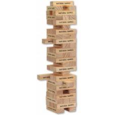 Ξύλινος πύργος ισορροπίας