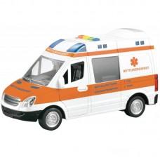 Ασθενοφόρο με Φώτα και Ήχους 1:12 Vedes 33112441