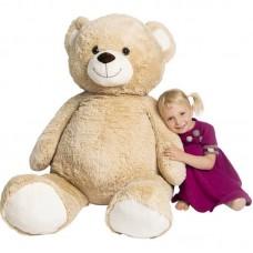 Λούτρινος Αρκούδος Μπέζ 135cm Vedes 58225517