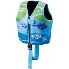 Παιδικό Γιλέκο Θαλάσσης Sealife Μπλε-Πράσινο S Vedes 77503773