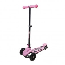 Παιδικό Scooter Ροζ με Led Vedes 73422019