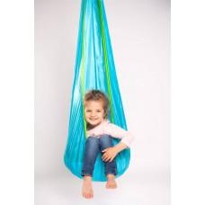 Κρεμαστή κούνια παιδική-φωλιά με μαξιλάρι Vedes 71702596
