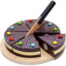 Ξύλινο Κέικ Σοκολάτα Vedes 45003370